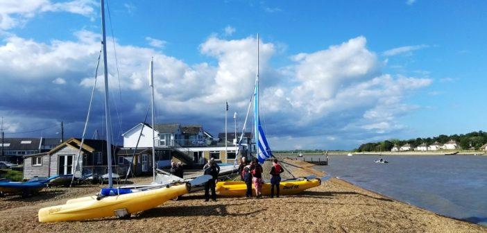 FFSC Catamaran Open – Saturday 23rd & Sunday 24th June 2018