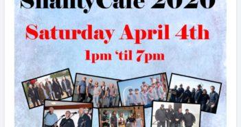 Shanty Cafe 2020, FFSC,