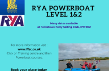 powerboat, RYA, International certificate of competence, boat driving